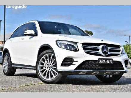 2017 Mercedes-Benz GLC250