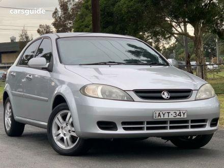 2006 Holden Viva
