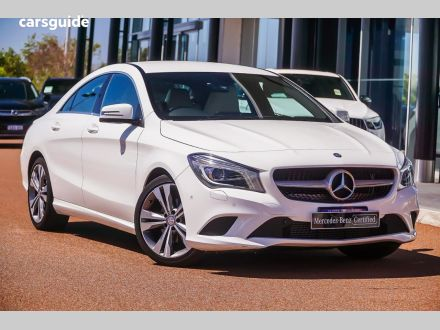 2014 Mercedes-Benz CLA200