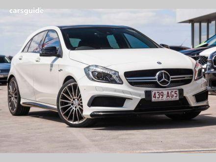 2015 Mercedes-Benz A-CLASS