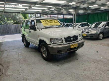 2000 Holden Jackaroo