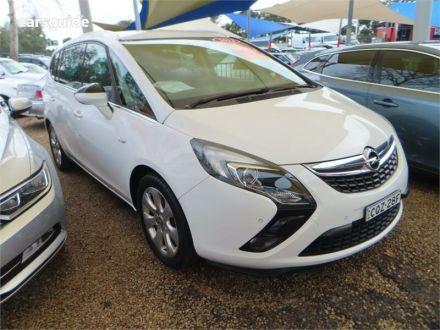 2013 Opel Zafira