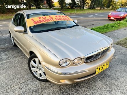 2004 Jaguar X Type