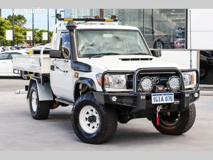 2017 Toyota Landcruiser