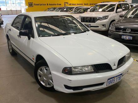 2002 Mitsubishi Magna