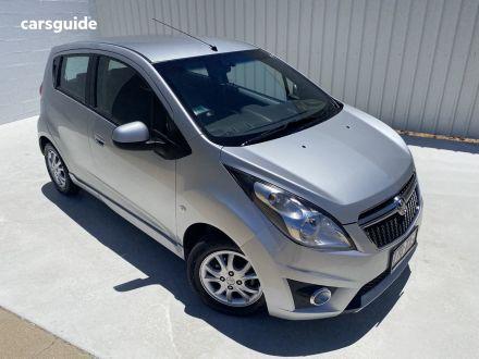 2015 Holden Barina Spark