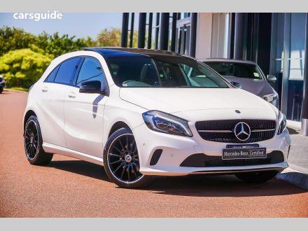2018 Mercedes-Benz A180