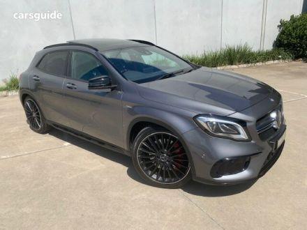 2017 Mercedes-Benz GLA45