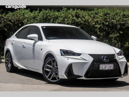 2017 Lexus IS200T