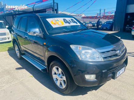 2009 Great Wall X240
