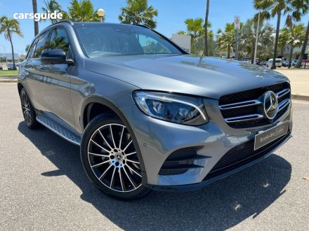 2018 Mercedes-Benz GLC250