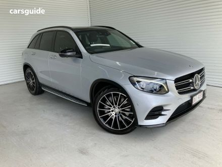 2015 Mercedes-Benz GLC250