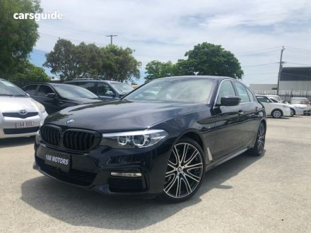 2017 BMW 520I