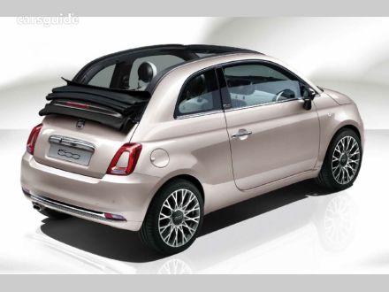 2021 Fiat 500C