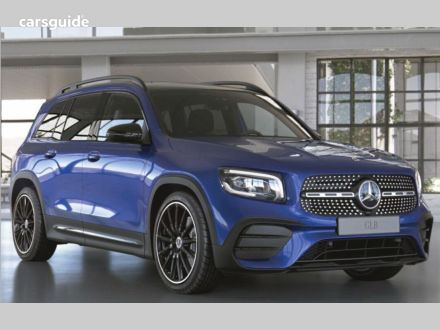 2021 Mercedes-Benz GLB35