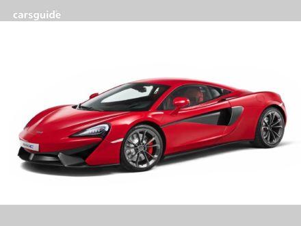 2021 McLaren 540C