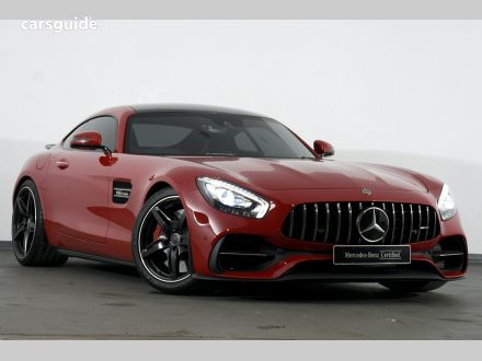 2018 Mercedes-Benz GT