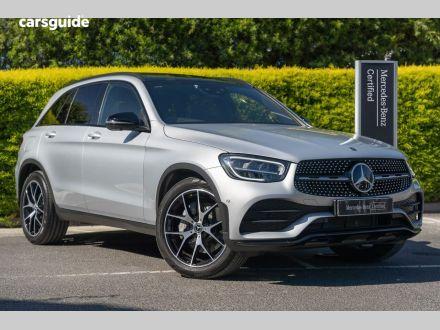 2019 Mercedes-Benz GLC200