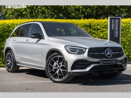 2019 Mercedes-Benz GLC300