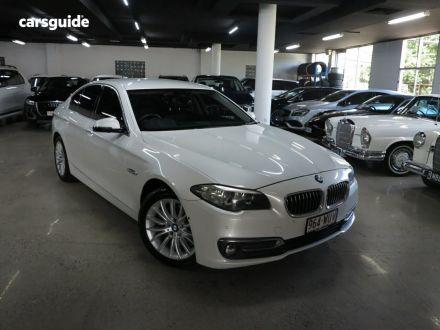 2016 BMW 520D