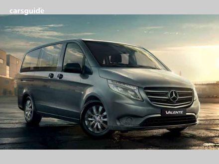 2021 Mercedes-Benz Valente