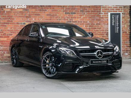 2019 Mercedes-Benz E63