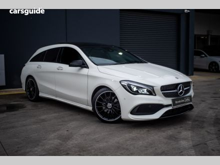 2017 Mercedes-Benz CLA200
