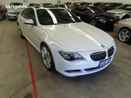 2010 BMW 650I