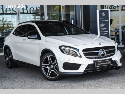 2016 Mercedes-Benz GLA250