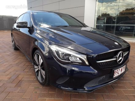2016 Mercedes-Benz CLA220