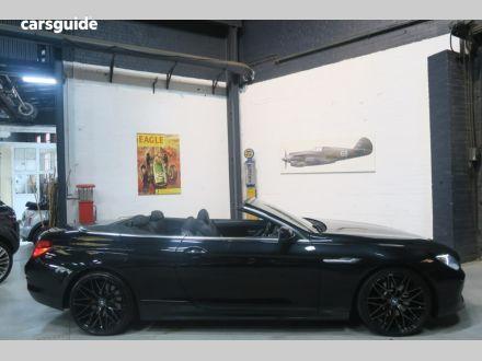 2013 BMW 640I
