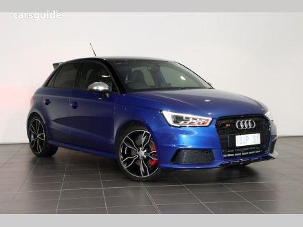 2017 Audi S1
