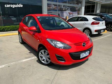 2012 Mazda 2
