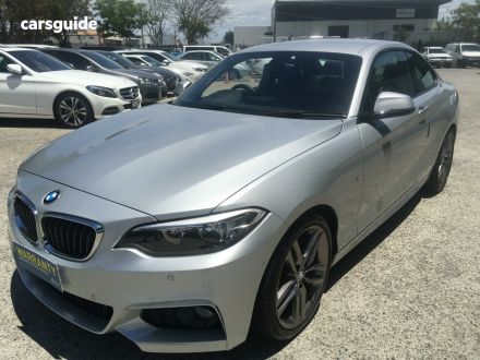 2015 BMW 220I