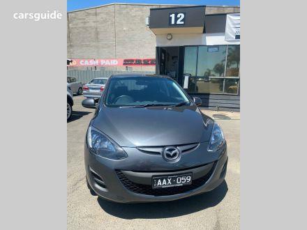 2013 Mazda 2