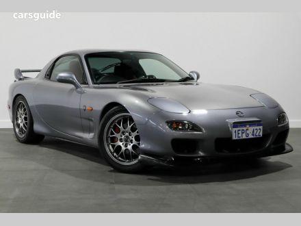 2002 Mazda RX7