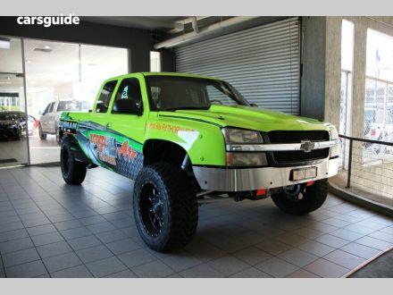 2002 Chevrolet Silverado