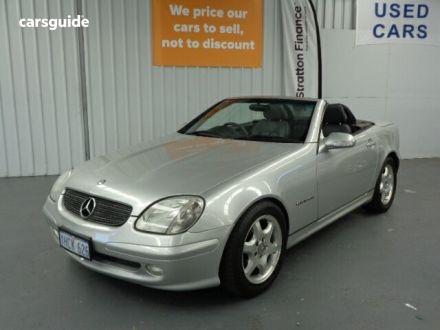 2003 Mercedes-Benz SLK200
