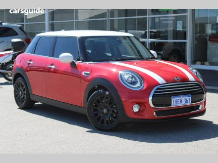 2019 Mini 5D Hatch