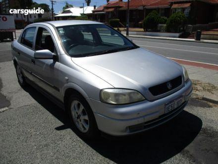 2003 Holden Astra