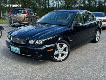 2009 Jaguar X Type