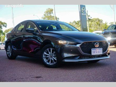 2020 Mazda 3