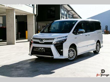 2020 Toyota Voxy
