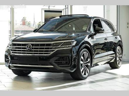 2020 Volkswagen Touareg