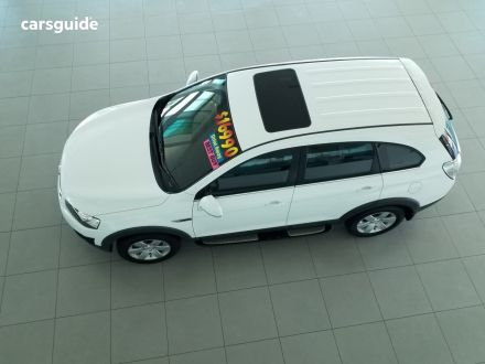 2013 Holden Captiva