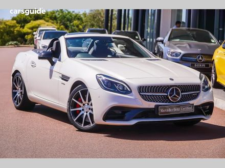 2017 Mercedes-Benz SLC43