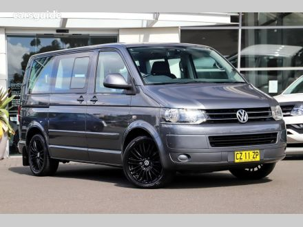 2010 Volkswagen Multivan