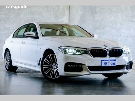 2019 BMW 520D