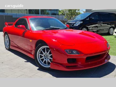 2000 Mazda RX7