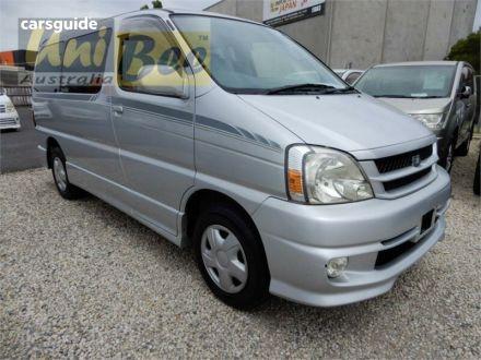 2000 Toyota Regius